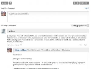 disqus plugin blog
