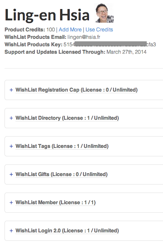 WL plugins